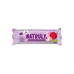 Beet & Pistachio Natural Bar 40g