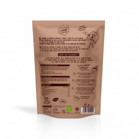 Cacao Soluble en Polvo | BIO 225g
