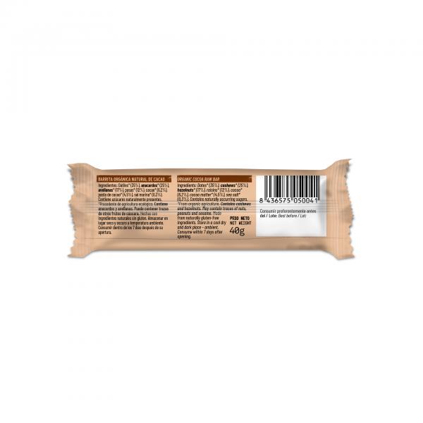 Barrita salada de cacao chilli 40g
