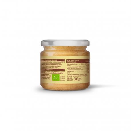 Crema de Almendras Crujiente Orgánica | 300g