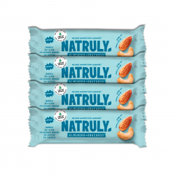 Almond & Cashews Natural Bar Pack 4 Units