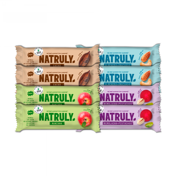 Natural Snack Pack completo