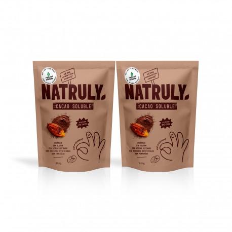 Cacao Soluble en Polvo Pack 2 uds | BIO