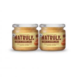 Almond Butter crunchy BIO| Pack 2x300g