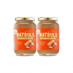 Natural Peanut Butter 2x500g