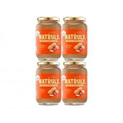 Crema de cacahuete | Pack Ahorro 4x500g