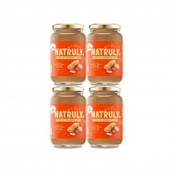 Natural Peanut Butter 4x500g