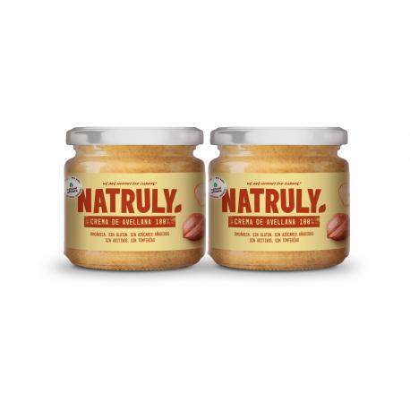 Hazelnut Butter BIO | Pack 2x300g