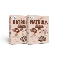 Granola de Cacao, Coco y Quinoa Pack 2 uds | BIO