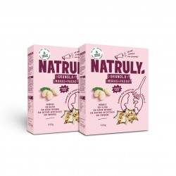 Natural Granola- Mulberries & Raisins *ORGANIC