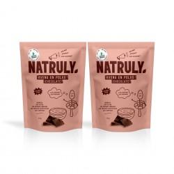 Natural Avena en polvo chocolate