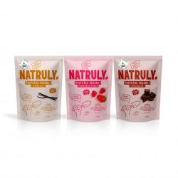 Chocolate, Vanilla & Strawberry Vegan Protein Pack 3x350g