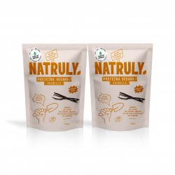 Pack Vanilla Vegan Protein. 2x350g