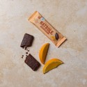 Cacao and orange bars | BIO Pack 4 uds