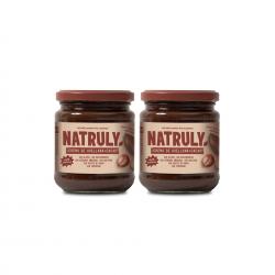 Pack 2x Crema de avellana y cacao | 300g