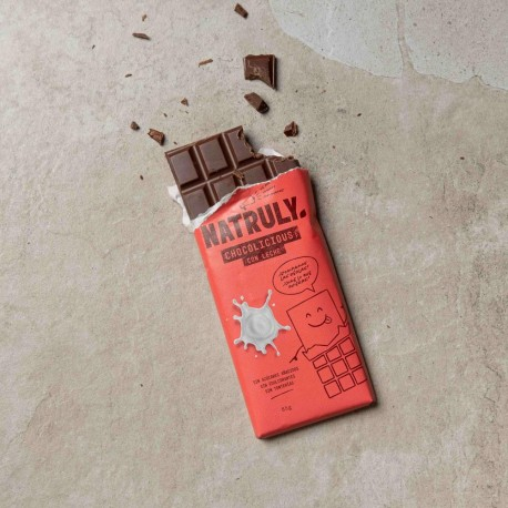 Pack 2x Chocolicious con Leche | 85g