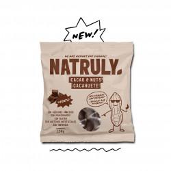 Cacao & Nuts Negro - Cacahuete recubierto de Chocolicious Negro | 150g