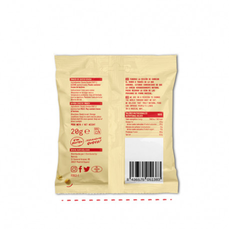 PACK 13X CHEESY SNACK 100% QUESO CRUJIENTE | 13X20G